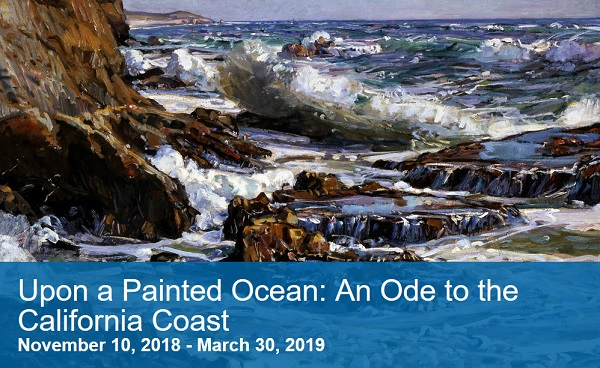 Art Exhibition:  Upon a Painted Ocean
