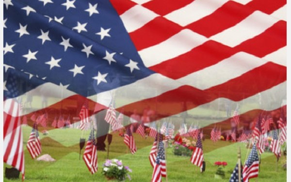 """Publisher's Perspective:  Support the """"Build the Great Park Veterans Cemetery"""" Initiative!"""