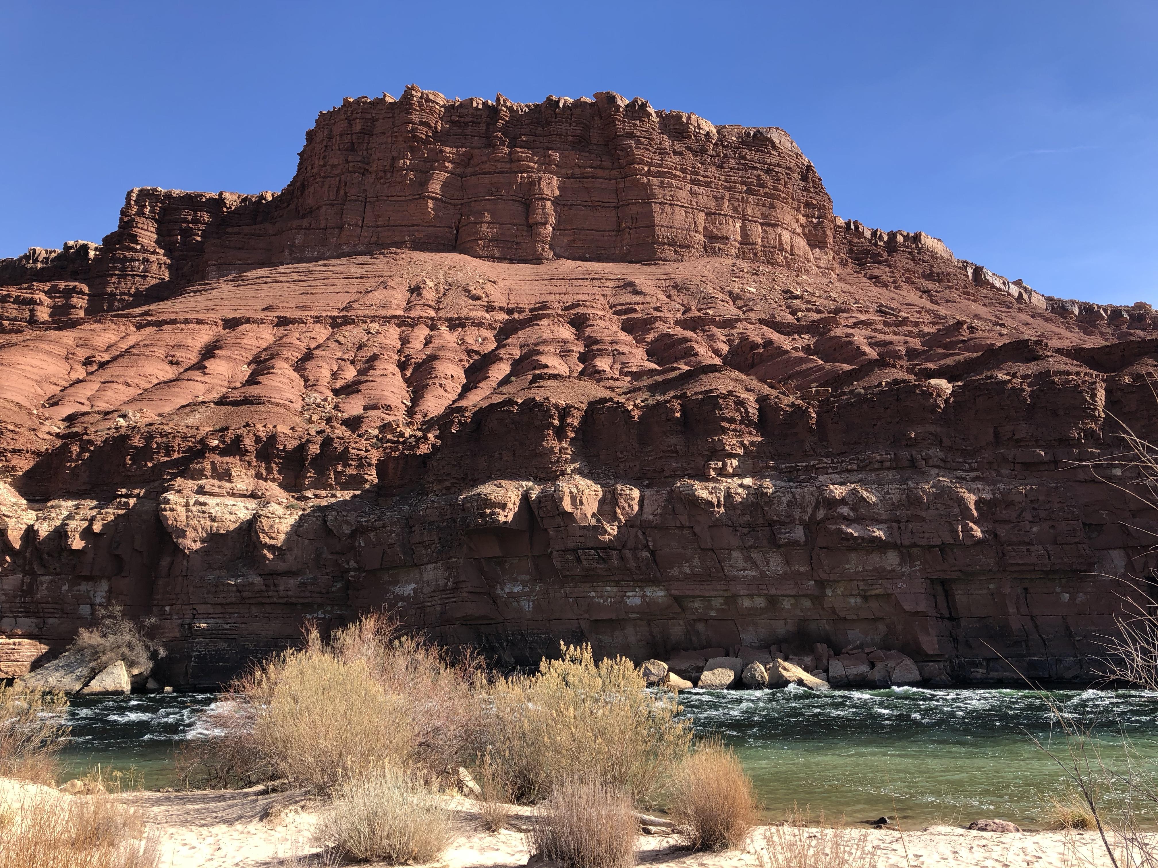 冬日謐靜的羚羊谷,馬蹄灣和錫安公園 亞歷桑納州 Antelope Slot Canyon & HorseShoe Bend, Arizona – Amazing Grace