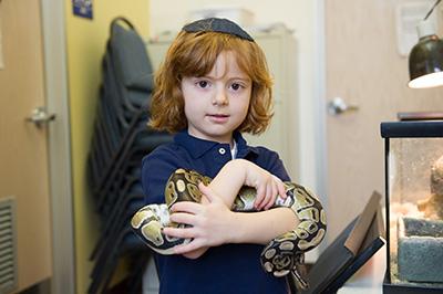 science-snake