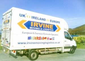 We have a range of vehicles for our relocation services for jobseekers