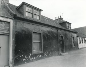 irvine-glasgow-vennel-robert-burns-lodging-house_6279661118_o