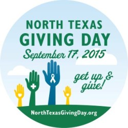 North Texas Giving Day 2015 logo