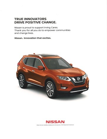 Nissan Motor Accceptance Presenting Sponsor
