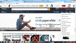Amazon Smile Wish List Screen Shot