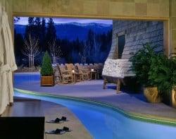 Hyatt Regency Tahoe Poolside
