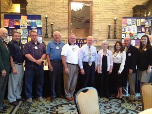 Irving Las Colinas Rotary Club Board of Directors 2015-16