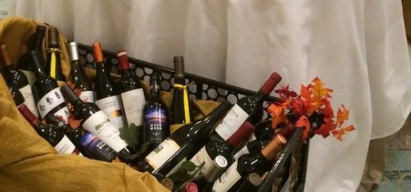 wine wagon example