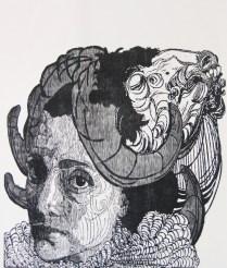 señora matanzaV-xilografia-120cm x 100cm-2012