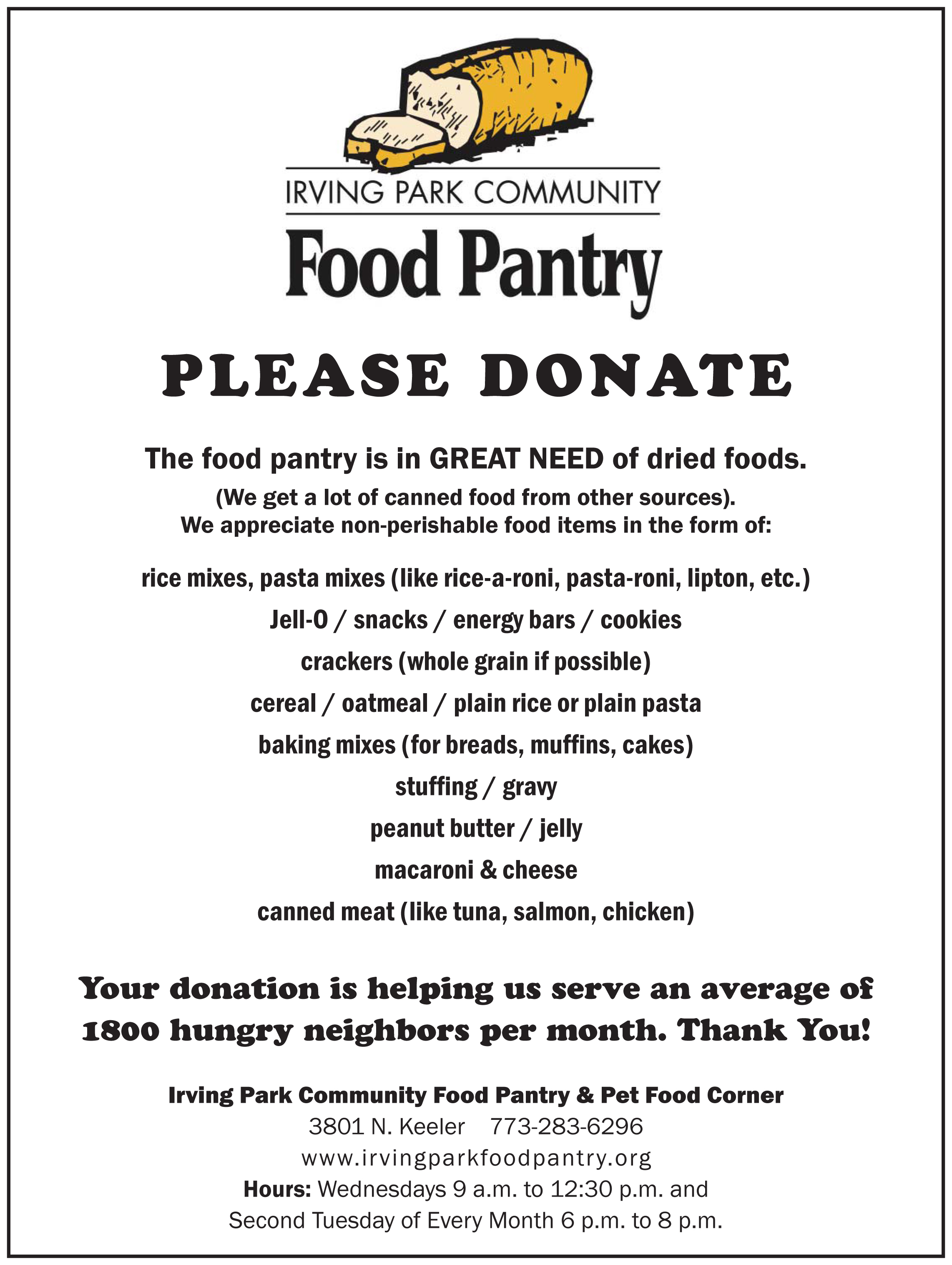 28 Food Donation Letter Template Requesting