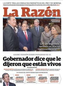 LARAZON31DEOCTUBREDE2014