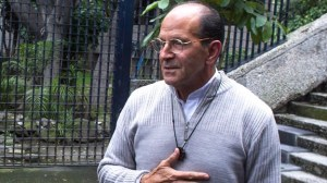 El padre Solalinde acudió a la PGR el jueves pasado para informar sobre desaparecidos de Ayotzinapa