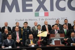 Foto: Archivo Pacto por México