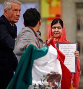 APTOPIX Norway Nobel Peace Prize
