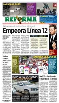 REFORMA 22 ENERO
