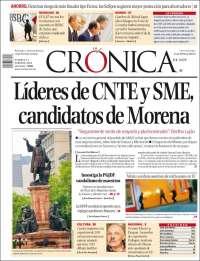 CRONICA 13 FEB