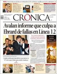 CRONICA 2 FEBRERO