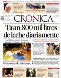 CRONICA 25 FEB