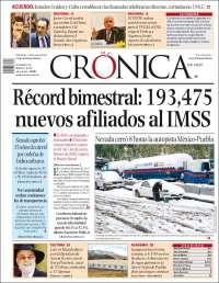 CRONICA 13 MARZO