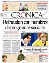 CRONICA 24 MARZO