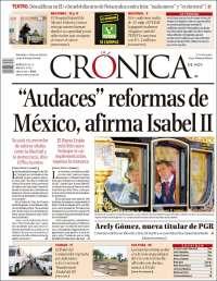 CRONICA 4 MARZO
