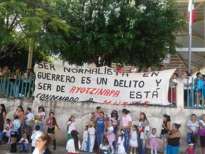 letero ayotzinapa