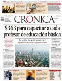CRONICA 10 ABRIL