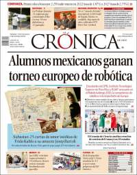 CRONICA 16 ABRIL