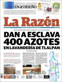 LA RAZON 27 ABRIL