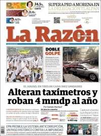 LA RAZON 28 MAYO