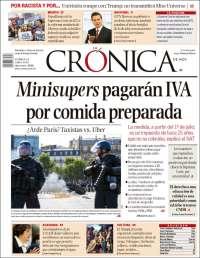CRONICA VIERNES