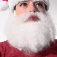 #Video - Cómo hacer una barba casera de Santa Claus en solo unos minutos