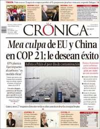 CRONICA 01 DIC