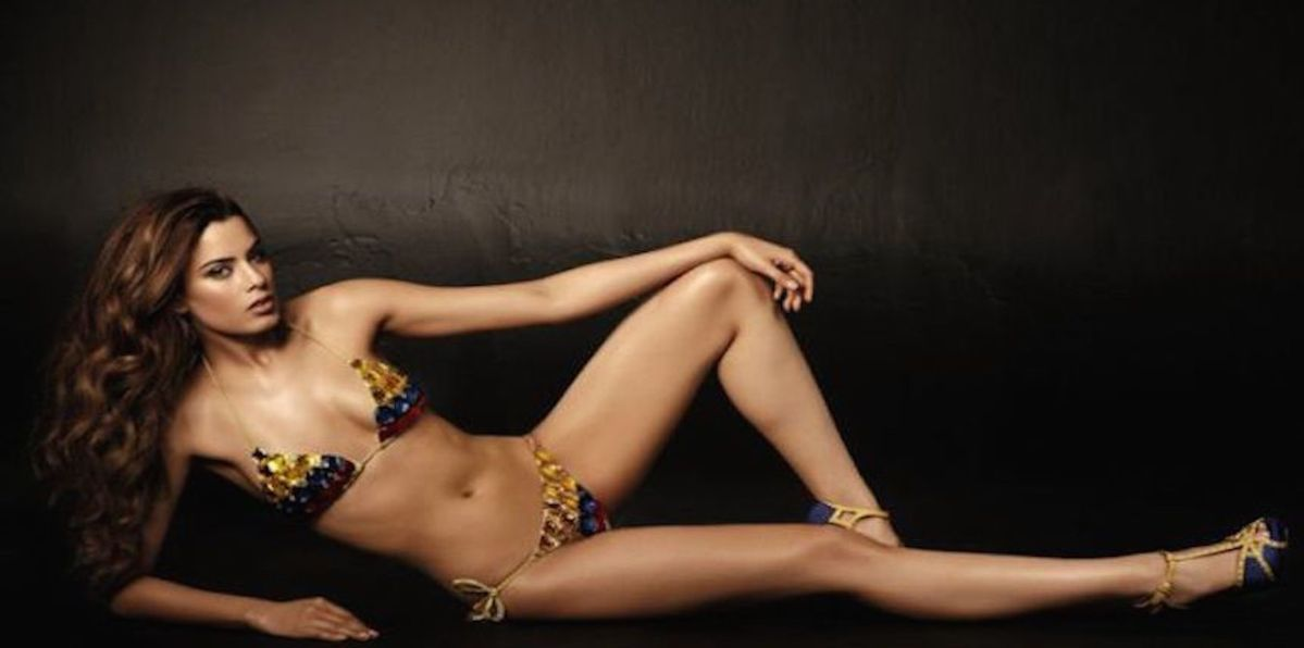 Miss Colombia recibe millonaria oferta para protagonizar película porno