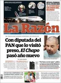 LA RAZON 13 ENE