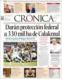 CRONICA 8 FEB