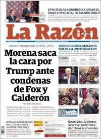 LA RAZON 01 MARZO