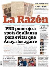 LA RAZON 9 MAR