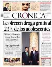 cronica 12 abril