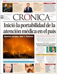 cronica 8 abril