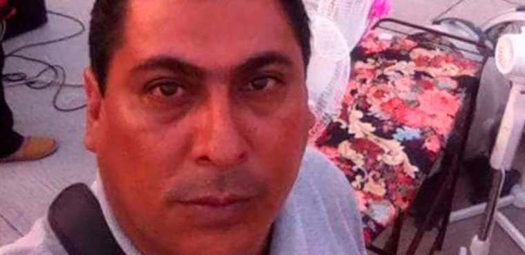 Confirma PGJE hallazgo del cuerpo del periodista Salvador Adame.