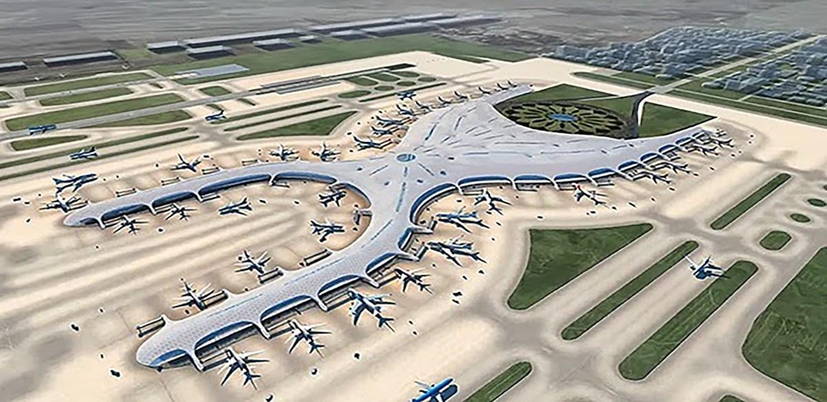 Ya hay pregunta para consulta del Nuevo Aeropuerto