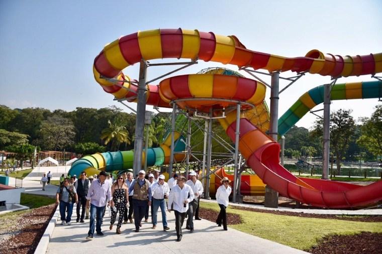 Six Flags Hurricane Harbor Oaxtepec