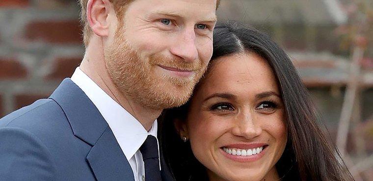 Principe Harry y Megan Markle