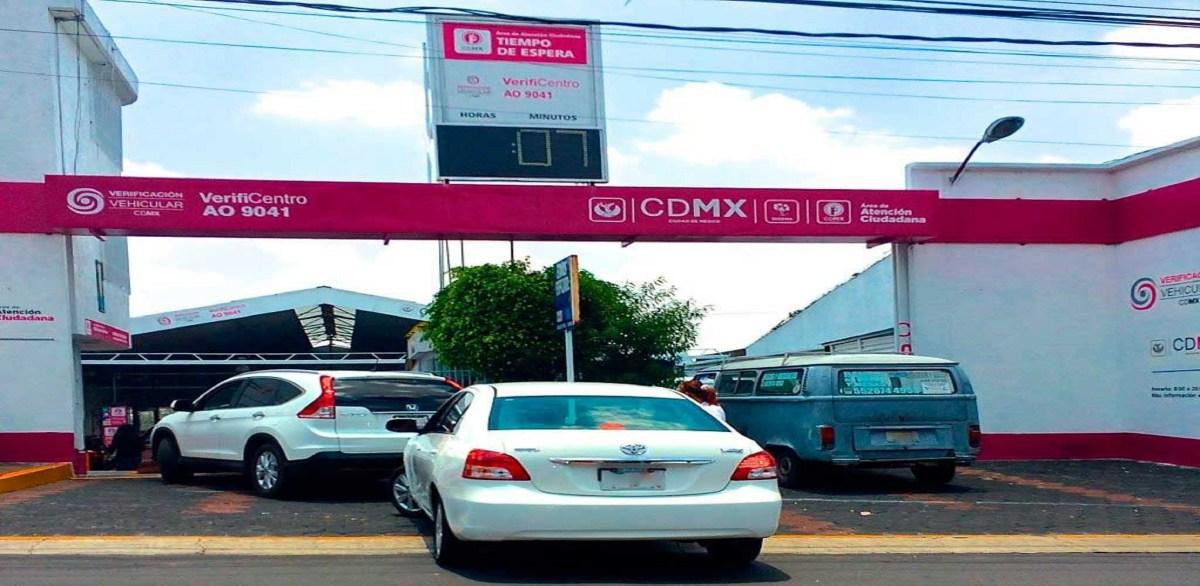 """Verificación vehicular será sólo con cita a través del """"Sistema Verificitas CDMX"""""""