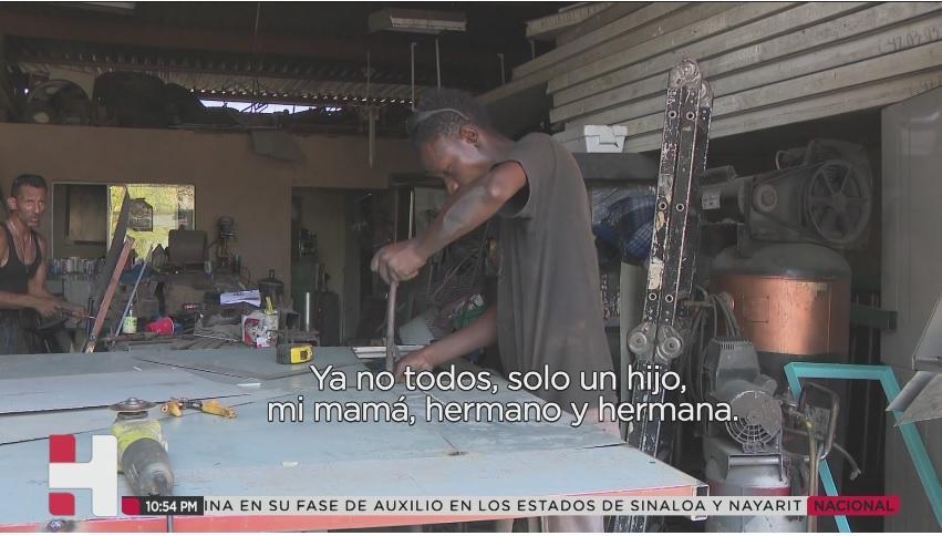 herrero haitiano