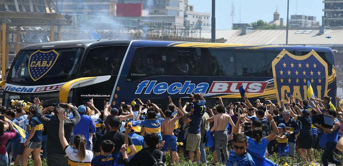 ¿Qué pasó con el partido entre Boca Juniors y River Plate?