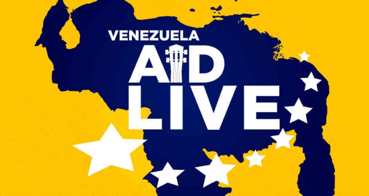 Sigue el Venezuela Aid Live en vivo