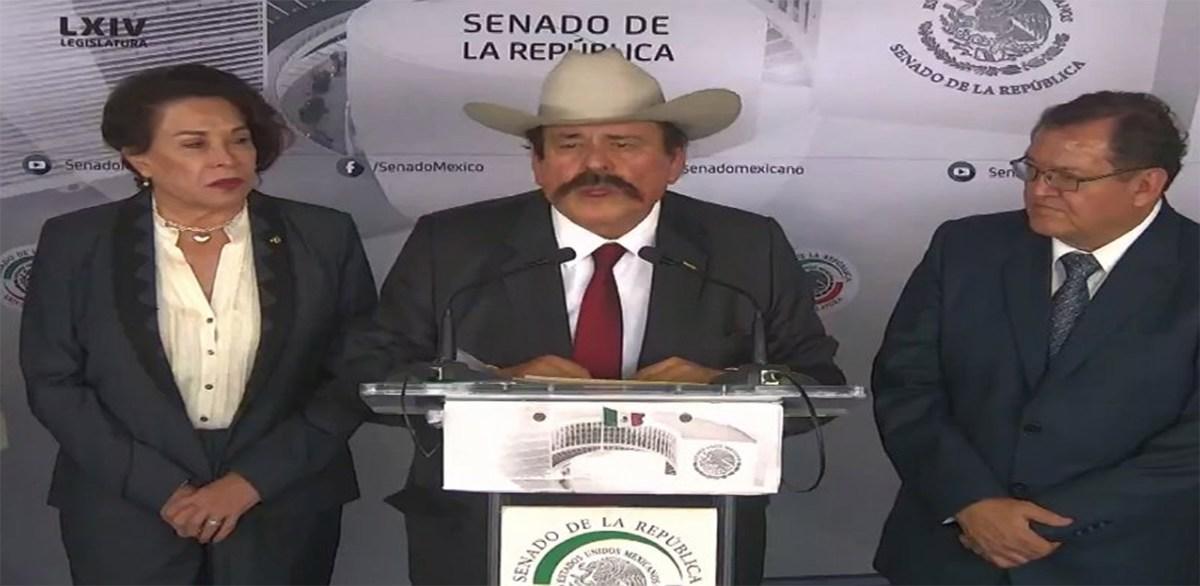 Condenan expresiones de la senadora Eva Galaz contra la prensa