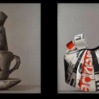 Expone Luis Selem, joven genio del pincel